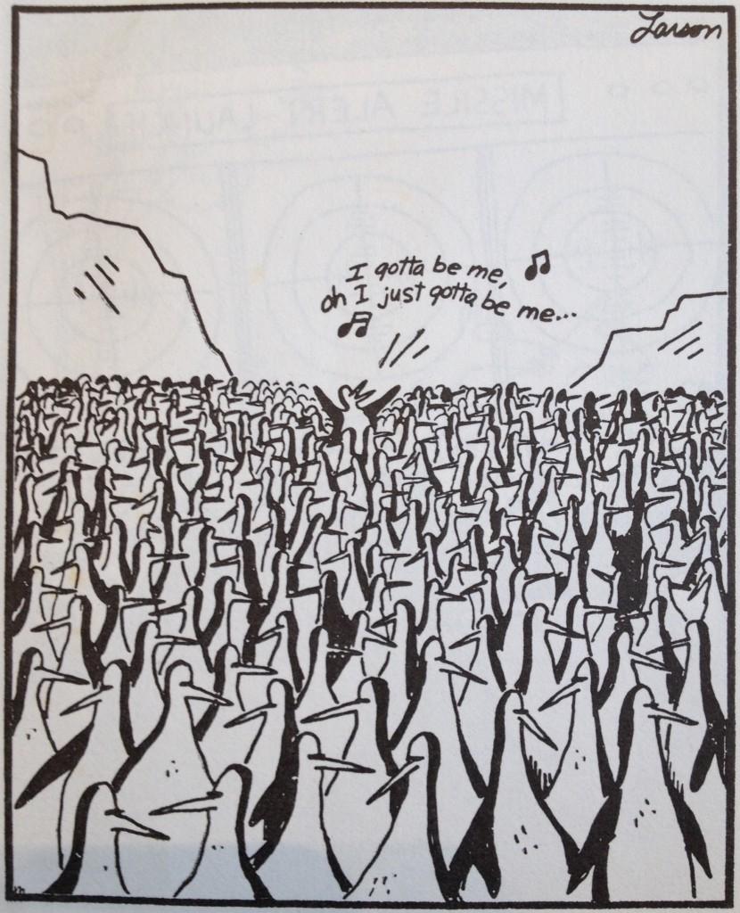 penguin individualism