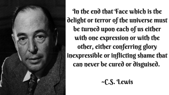 cs lewis shame honor quote