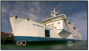 Africa Mercy Ship