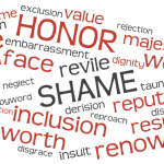 HonorShame synonyms
