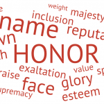 honor synonyms