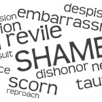 shame synonyms