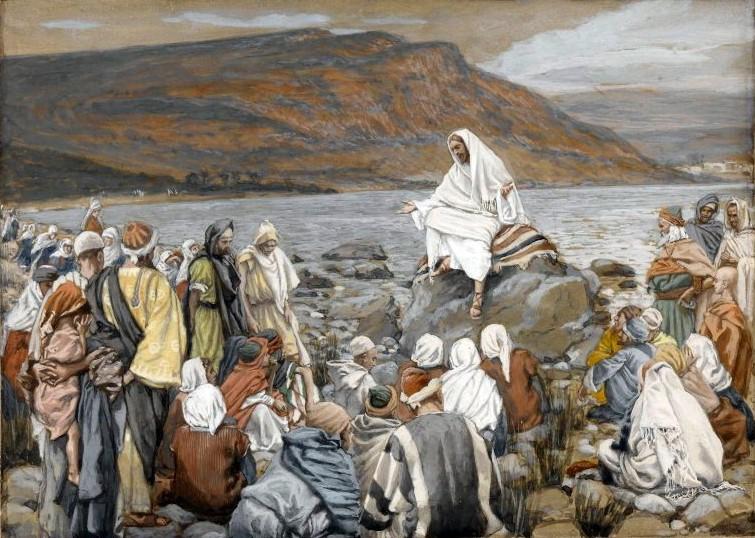 Jesus teaching honor shame