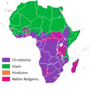 Africa religion honor shame