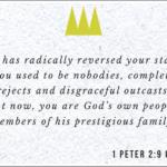 1 Peter 2.9