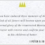 1 Peter 5.10